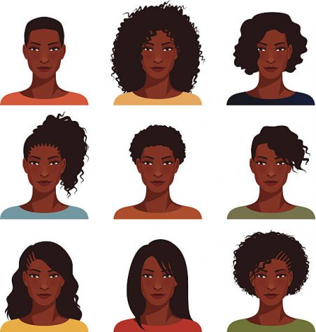 Black women face the majority of backlash brought by featurism.