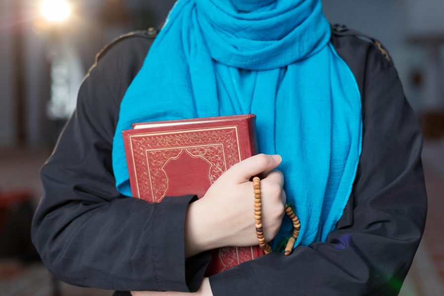 Muslims try to read and study the Holy Quran with more fervor during Ramadan, often finishing the entire 114-chapter-long scripture one or more times during the one-month holiday.