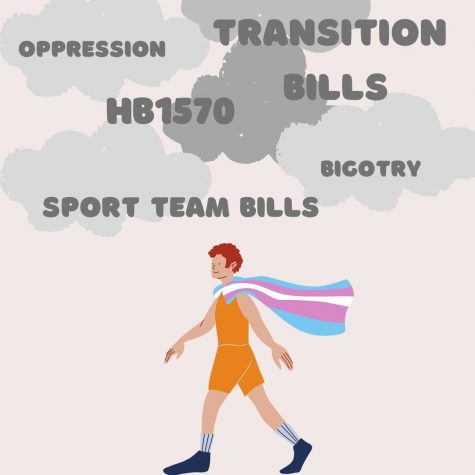 A number of bills anti-transgender have been put forward, weighing on trans youth across the country.