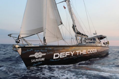 SV Defy the Odds, SailFuture