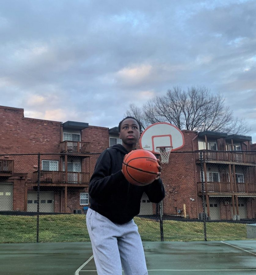 "Sam Wakapa, sophomore, enjoys reading and playing basketball with friends as forms of self-care. Growing up as a first-generation Kenyan immigrant, Wakapa said his family rarely spoke about mental health. He became more open to these discussions with peers of the same age. The issue of mental health stigmatization in a household, he said, could affect Black students' willingness to seek support outside of the family.  ""Older people in the Black community may have a harder time understanding what the younger generation goes through because of the disconnect from issues being on social media."