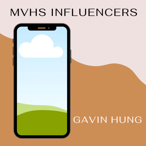 MVHS Influencers Audio Story Photo Cover. Graphic by Gavin Hung