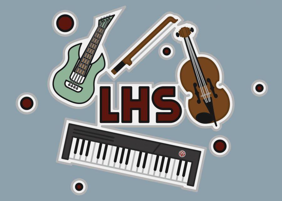 Music helps LHS teachers through the pandemic