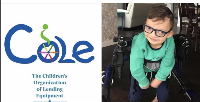New foundation created to connect children with adaptive equipment