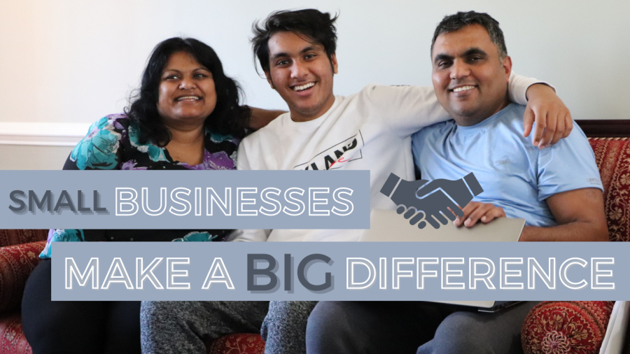 Small Businesses Make a Big Difference