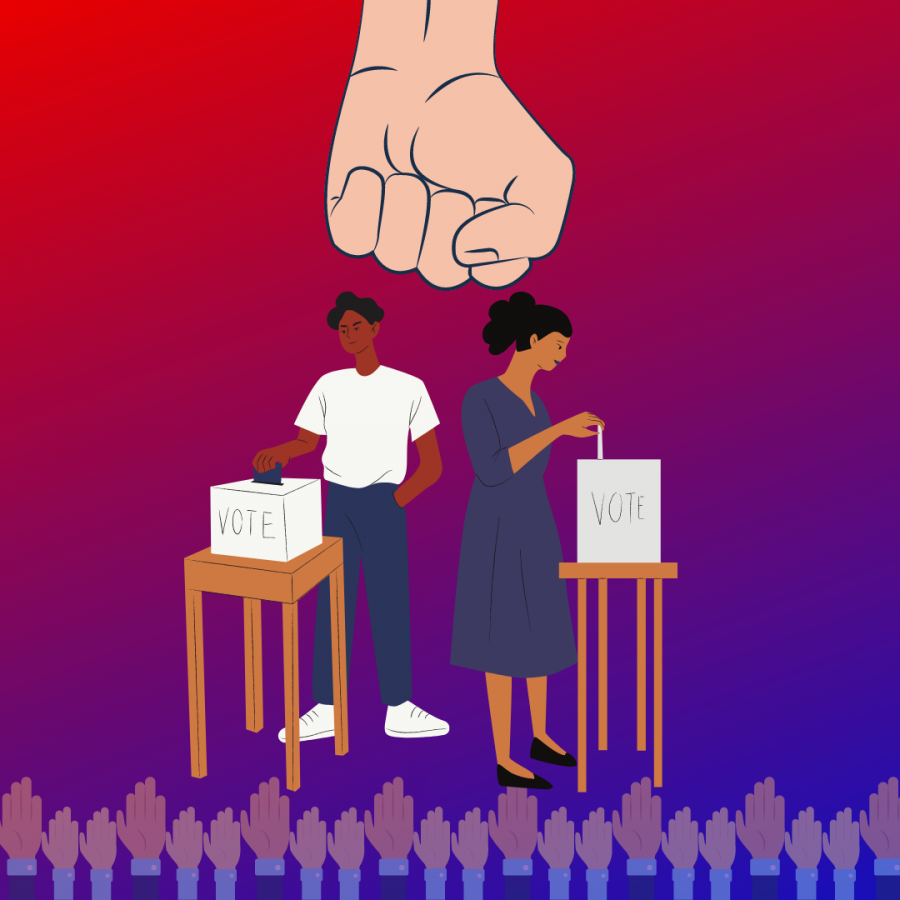 The decline of democracy: How voter suppression harms the nation