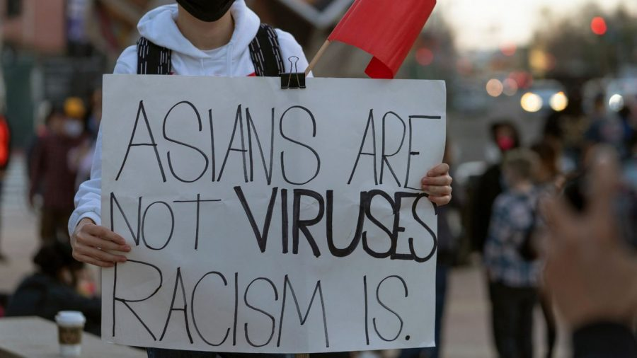 I experienced anti-Asian racism in internal isolation