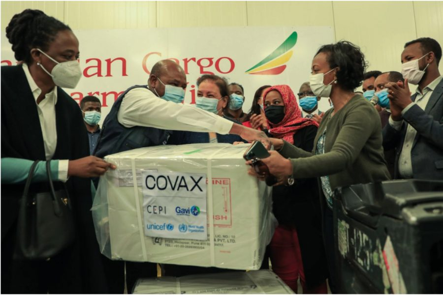 Covax supplies vaccines to low-income countries