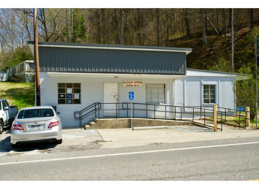 As of the 2010 Census, Crum's population was 182. The town is only an hour from Huntington and sits on the border between the southern county line of Wayne and the northern line of Mingo County and on the West Virginia side of the Tug Fork, or Tug River, which divides the Mountain State with Kentucky.