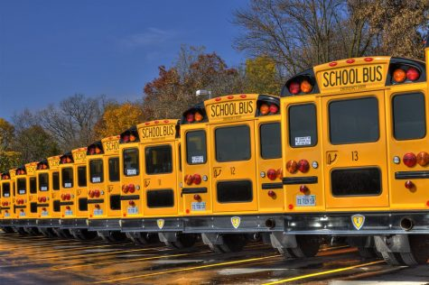MCPS has recently signed a .3 million, 14-year contract with Highland Electric Transportation for the gradual electrification of its fleet of 1,400 school buses.