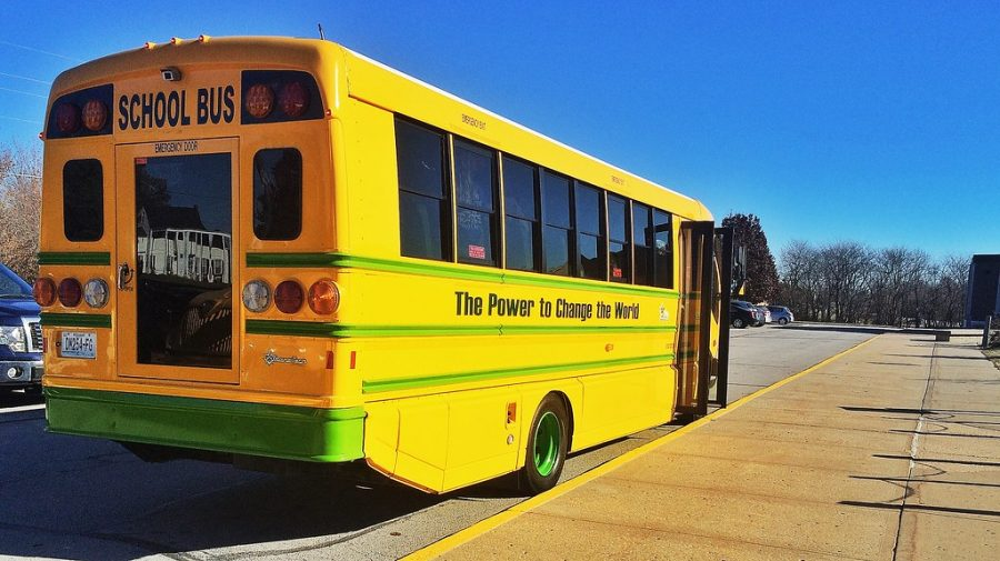 MCPS is now a leader in the realm of promoting sustainability with its official shift to electric buses