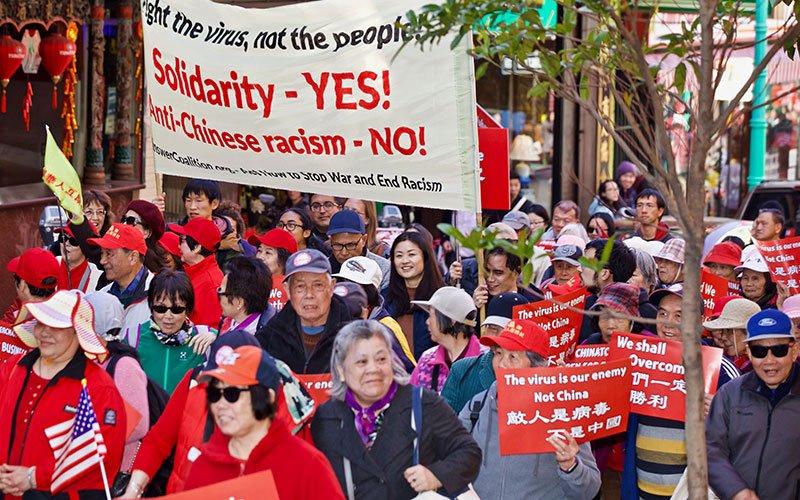 Asian Americans face increasing discrimination