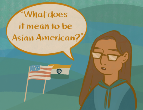 The Asian American identity is a constant crisis for many and reconciling the relative privilege of one