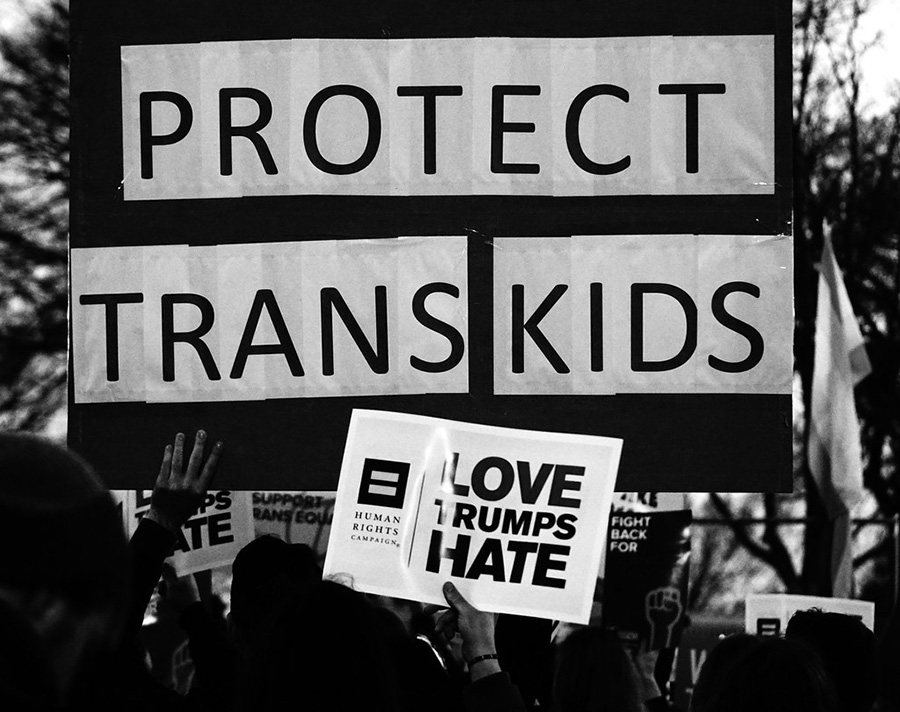 Opinion: We need to protect the transgender youth