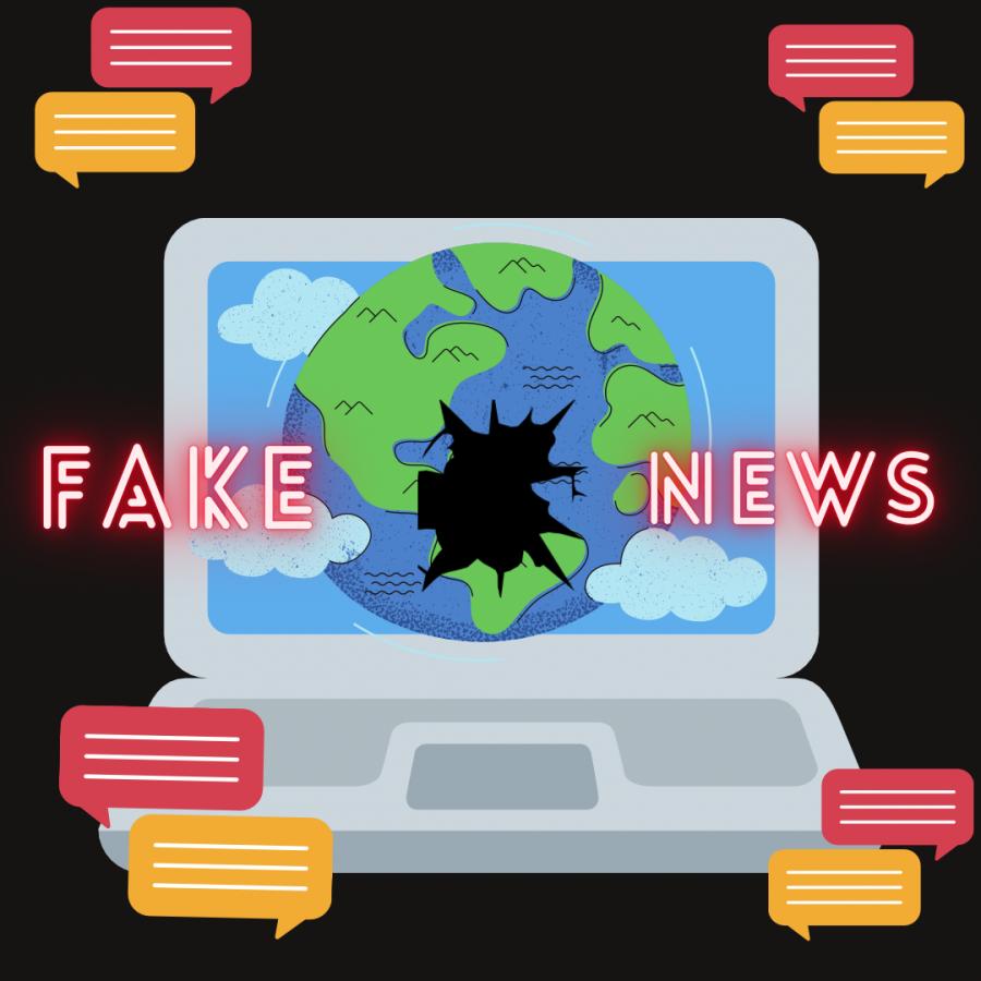 Disinformation ruins modern media