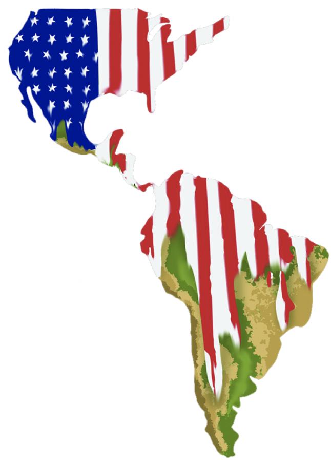 Todos somos Americanos (We Are All American)