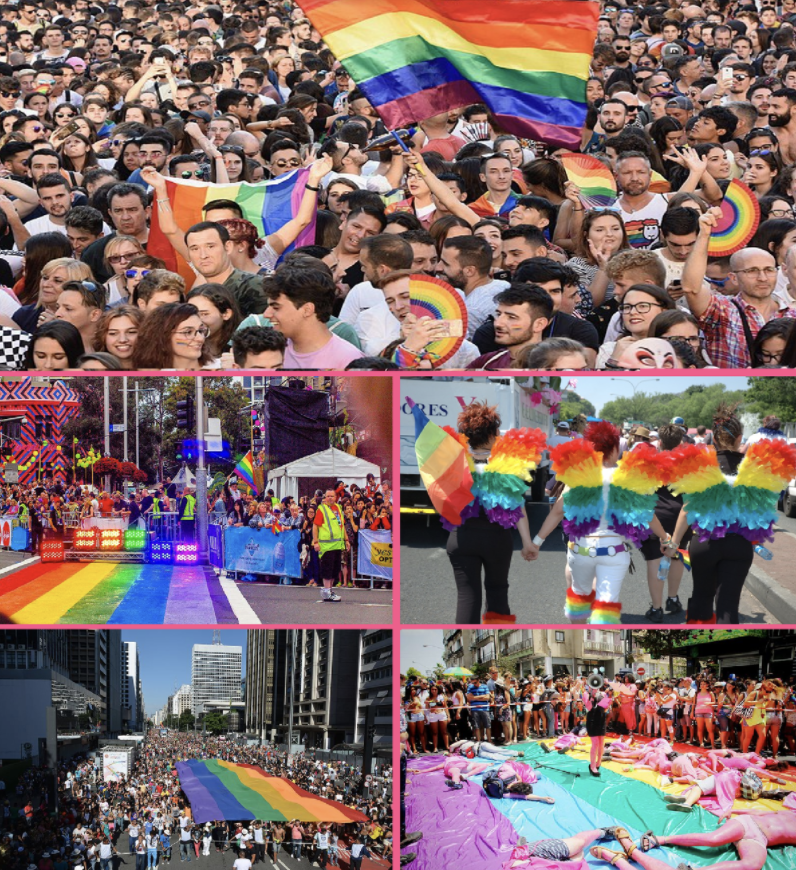 Staples' first pride day provides the LGBTQIA+ community with hope, support