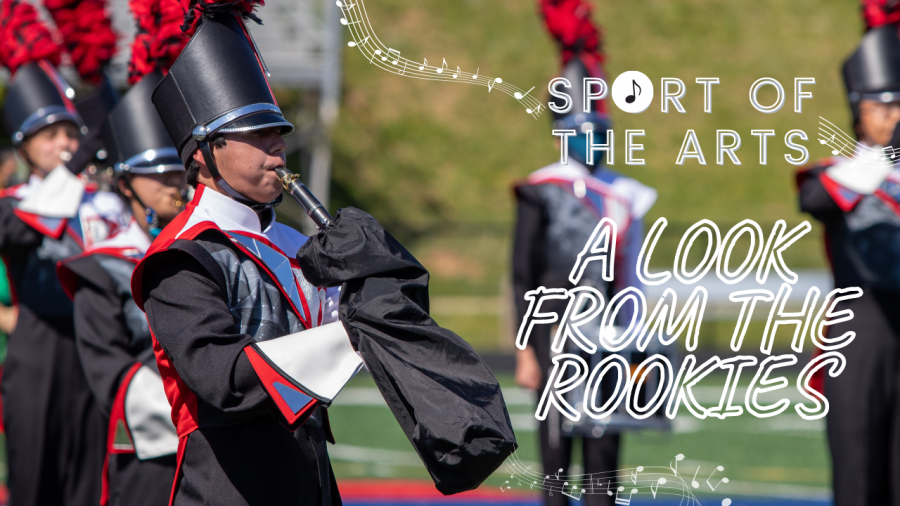 Sport of the Arts: A Look from the Rookies