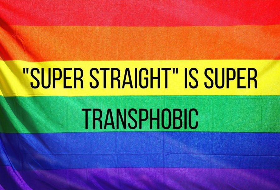 Super Straight or Super Transphobic?