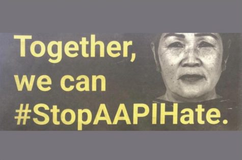Based in San Francisco, the national Stop AAPI Hate group has started a campaign to increase awareness of violence against Asian American Pacific Islanders. This is the top of a March 31 full-page ad that ran in the Los Angeles Times.