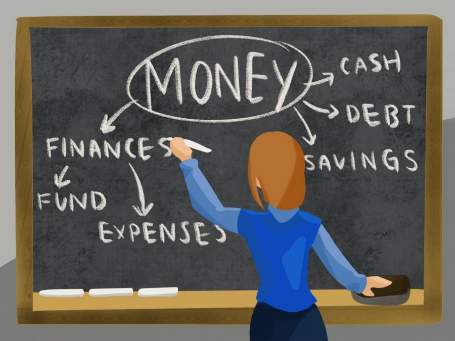 Opinion: Schools need to teach financial literacy