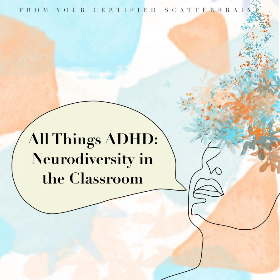 In this podcast, Faith Nelson researches neurodiversity in the classroom.