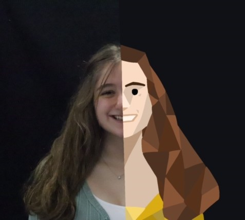 Sophomore Sophie Logalbo matches with the ENTP personality type on the SixteenPersonalities test. The test determines the types of takers by taking into account traits like introvertedness and personal values.