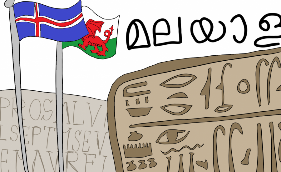 This Student Can Translate Hieroglyphics. And Speak Six Languages.