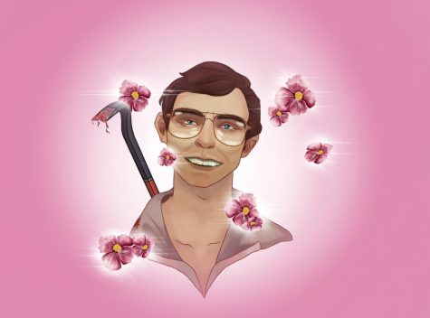 Cartoon depiction of infamous serial killer, Jeffrey Dahmer. Leila Kohn explores the portrayal of serial killers in Hollywood.