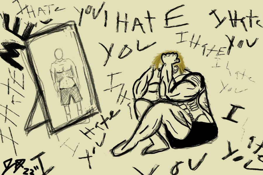 Op-Ed: Living with Body Image Issues