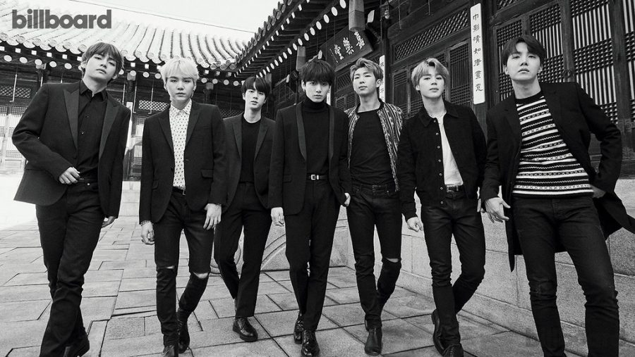 BREAKING BARRIERS: BTS becomes the first All-South Korean group to top the Billboard Hot 100 and receive a Grammy nomination.