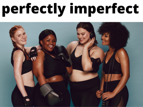 Oh my gorgeous! Four beautiful women express self love for their body.