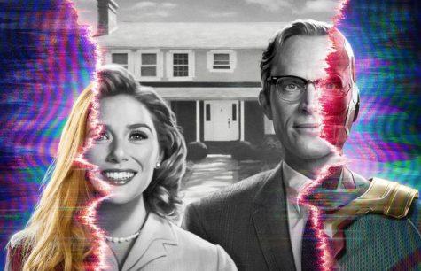 WandaVision stars Elizabeth Olsen and Paul Bettany in a new take on classic MCU.