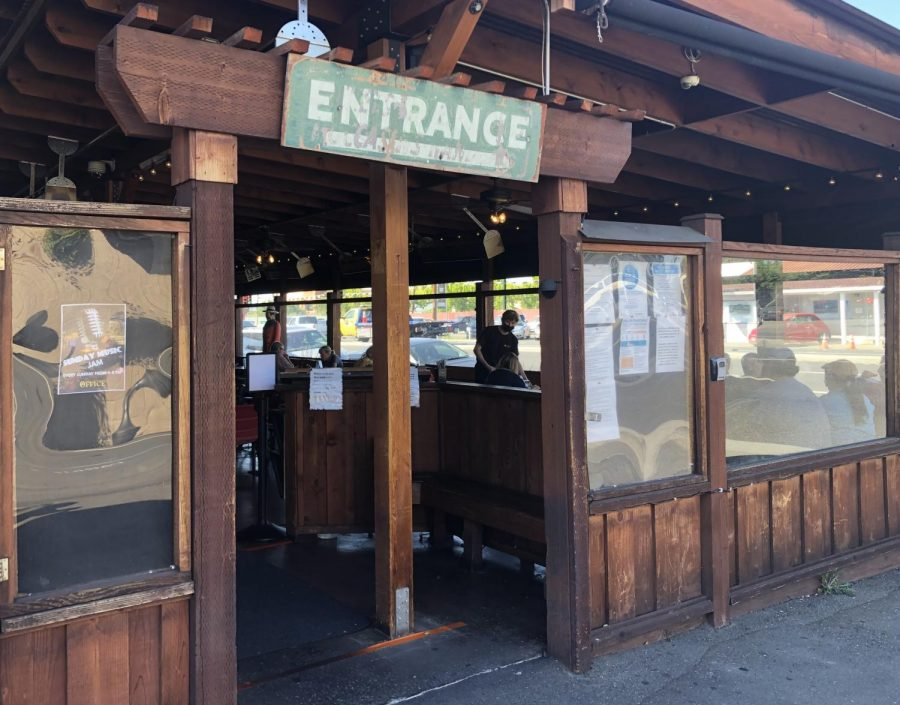 Local restaurants, such as The Office, are increasing their capacity as California nears its reopening date of June 15.
