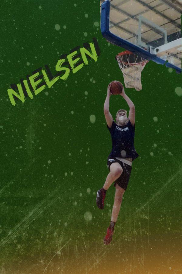 """Quinn Nielsen '23: Shooting Hoops at 6'10"""""""