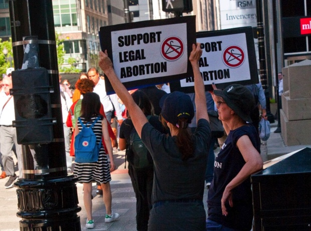 Protests against the Texas Heartbeat Act occurred across the state on Sep. 1 as many activists voiced their concerns about the law.