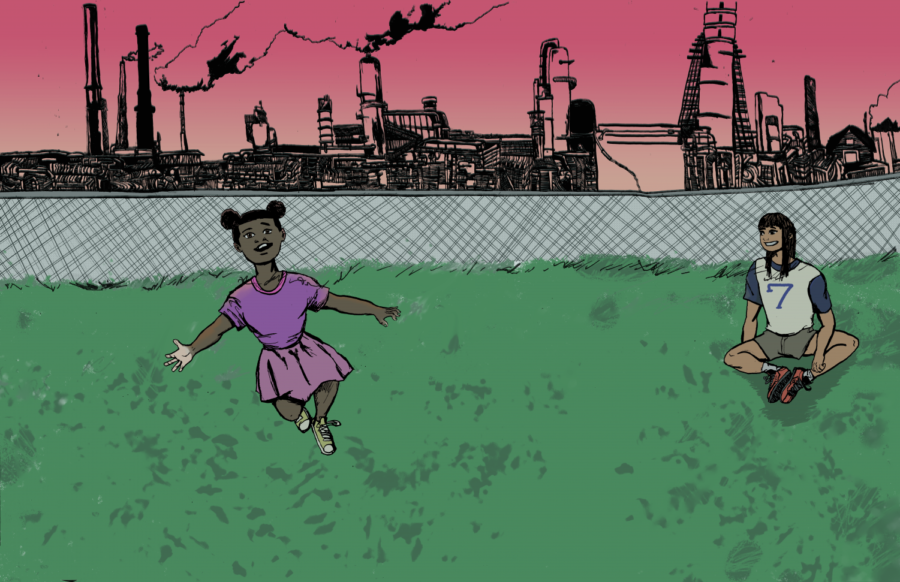 Houston's massive infrastructure upholds its reputation as the stronghold of American oil, but underlying the city's status as an industrial juggernaut is a tortured legacy of environmental racism.