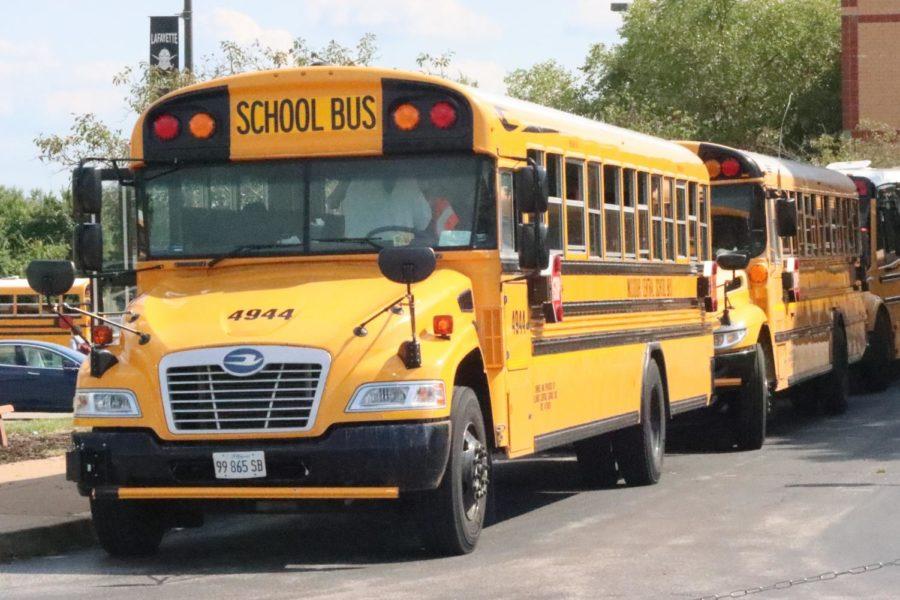 District faces severe bus driver shortage