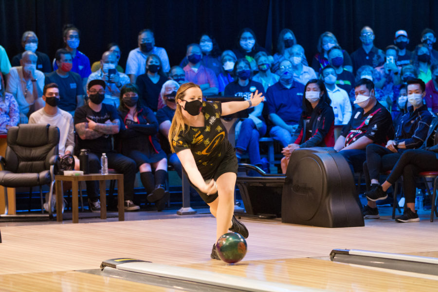 'I bowled 30 years for that one moment': Associate women's bowling coach Josie Barnes is a U.S. Open champion