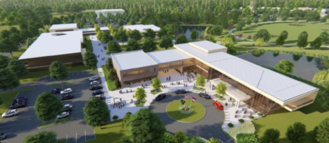 Renderings of the police academy released by the Atlanta Police Foundation show the 150 acre proposed establishment. Additional facilities include the Atlanta Police Leadership Institute, the Atlanta Fire/Rescue Academy and 30 acres for urban farming.