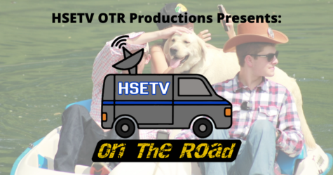 The logo created for the HSETV OTR series.