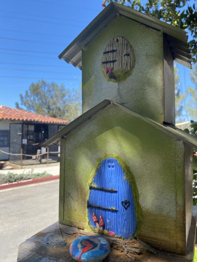 Carlsbad Village Fairies Enchant People of All Ages