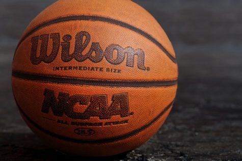 Wilson Intermediate Size NCAA Basketball, from Ben Hershey - Unsplash
