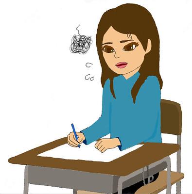 Teachers adjust to in-person test-taking following online school