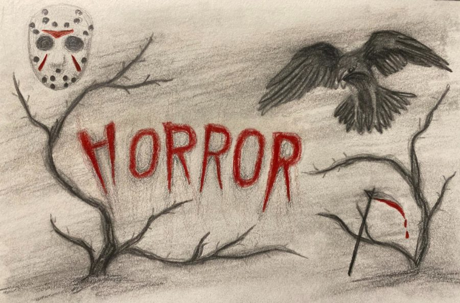 The classic horror movies come along with various iconic symbols.
