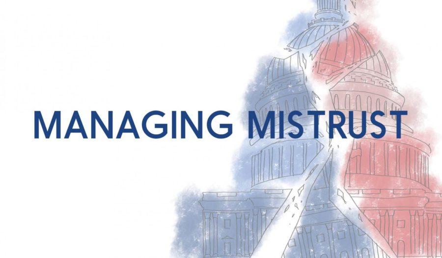 Managing mistrust