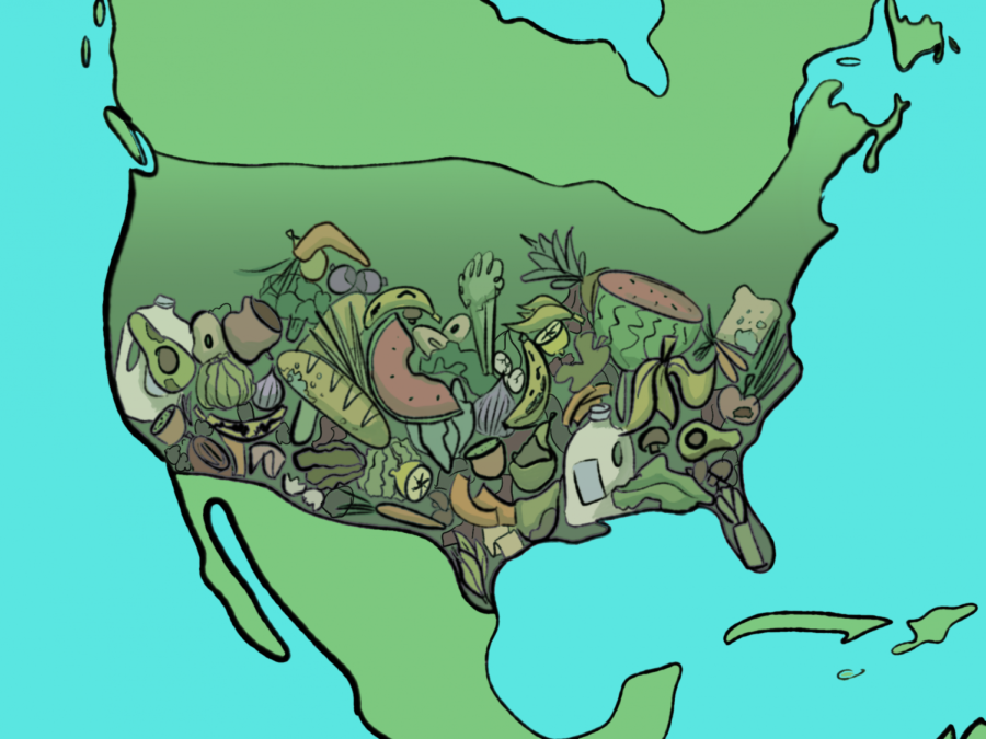 Compared+to+numerous+other+countries%2C+America+leads+in+food+waste.