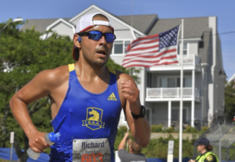 Wayland+Middle+School+science+teacher+Richard+Battaglia+is+excited+to+run+the+2021%2C+Oct.+11%2C+Boston+Marathon+since+it+has+not+been+held+in-person+since+2019.+Everybody+%5Bin+the+Boston+Athletic+Association+Running+Club%5D+is+psyched+to+run+the+marathon%2C+Battaglia+said.+A+lot+of+us+really+enjoy+Boston+and+to+miss+it+for+2020+and+the+spring+was+really+hard.++