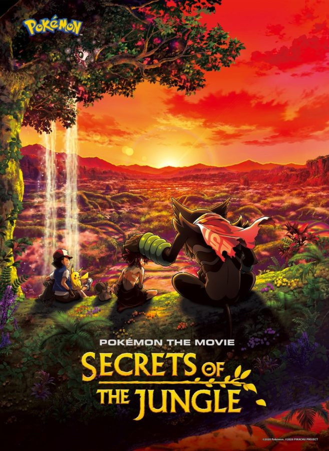 """""""Pokémon the Movie: Secrets of the Jungle"""" has something for everyone"""