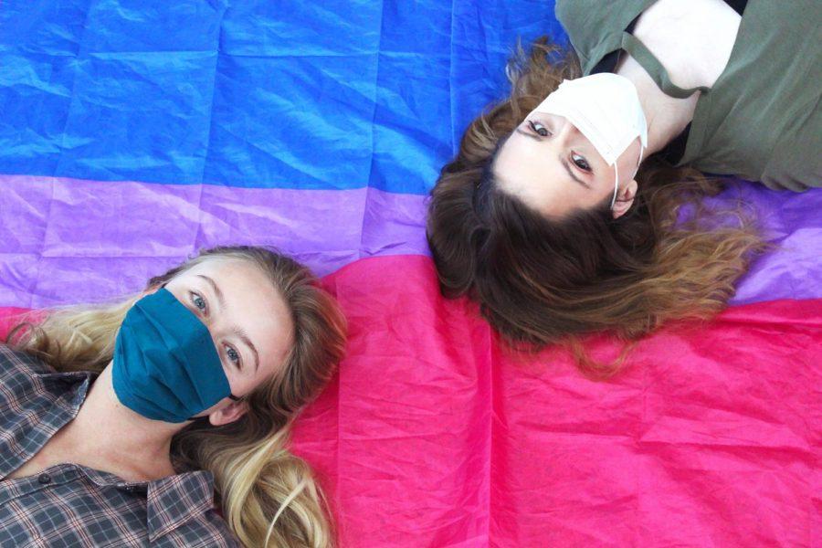 Bisexual students celebrate Bisexual Pride Day, confront stigma